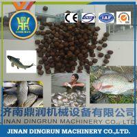 鼎润膨化机械供应水产鱼饲料加工设备