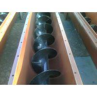 WLS无轴螺旋输送机LS螺旋输送机订做厂家