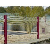 桃型柱围栏|桃型柱围栏施工方法|桃形柱围栏主要用工业区