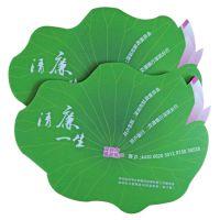 工厂直销荷花异型广告环保EVA鼠标垫 广告礼品定做 HH-23 弘恒