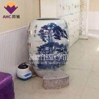 定做陶瓷熏蒸缸厂家,708能量金樽缸