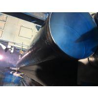 DN300成都大口径内环氧外聚乙烯涂塑管厂家供应