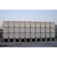 兰州消防水箱厂/质优价廉smc玻璃钢组合式水箱3*2*2