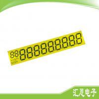 出租车计时器显示屏 计价器液晶显示屏 温州厂家定制生产 量大从优