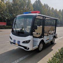 11座电动观光车 EXCAR交流系统 耐用动力强。