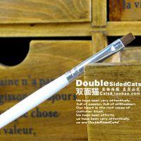 美甲用品工具光疗机套装批发延长法式光疗胶排笔刷子平头笔光疗笔