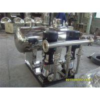 无负压变频供水设备,中建(已认证),罐式无负压变频供水设备