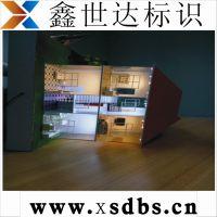 智能家居灯光 家电控制模型 房子两层试演示模型 可带装系统