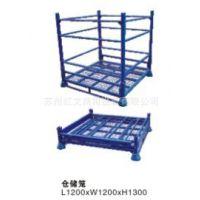 【厂家直销】长期供应优质安全性高仓储笼 可折叠式 运输方便