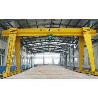 50吨的门式起重机安装方法|龙门吊怎么安装