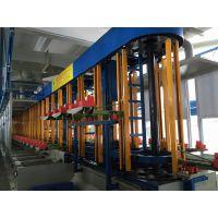 全自动电镀生产线系列柔性生产线灯饰电镀线框架式电镀线