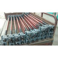 50kg 铁路轨道 32*1810mm绝缘轨距拉杆 永年铁标铁路配件厂
