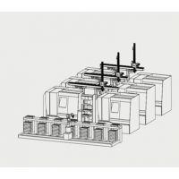专业供应衍架式机械手生产线 点位直线控制数控车床生产线