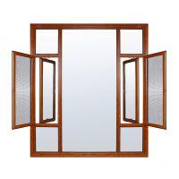 罗曼尼奥珠海断桥铝窗 欧式防风铝合金窗 订制凤铝铝合金门窗 阳台平开窗