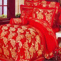 欧佩丹家纺床上用品四件套被罩枕头床单凉席抱枕婚庆家纺