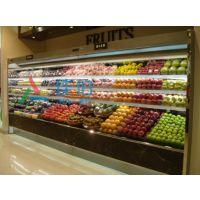 超市蔬菜保鲜柜静音型 超市风冷保鲜柜无噪声