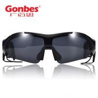 厂家供应 广百思K1蓝牙眼镜偏光太阳镜户外运动骑行眼镜 大量现货
