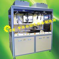 杰迈触摸屏生产设备/自动对位贴合机/LCD斑马纸热压机