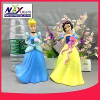 迪士尼公主系列钱箱 白雪和仙蒂公主存钱罐扑满 爱洛公仔公仔定制