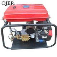供应高压水管道疏通清洗机欧洁OJER2045B汽油版 批发什么价位