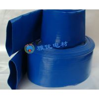 品牌热卖 雅优批发4bar大口径水带3寸 农用灌溉PVC水带 喷灌水管
