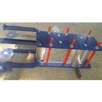 浙江艾保ABRQ25-Y型号 焊接式卧式板式换热器,高温高压全焊接立式板式换热器