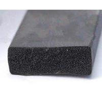 U型硅胶密封条 圆形硅胶发泡密封条 硅胶密封条 耐高温硅胶条