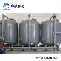 浙江直径3米2碳钢过滤器哪儿有卖 杭州康强水处理生产碳钢机械过滤器