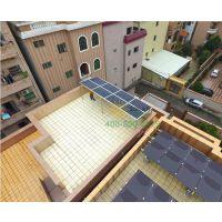 自建一套家用太阳能发电系统需要什么?
