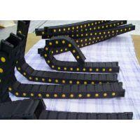 机床线缆拖链,机床穿线槽,随动式塑料拖链