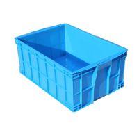 供应575-250塑料周转箱 货品整理塑料周转箱 注塑周转箱 厂家直销