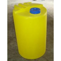 陕西咸阳 直销300升塑料搅拌桶/耐酸碱 300LPE塑料加药箱