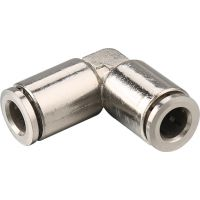 JHC全铜直角接头MPVT-04 -06 -08 -10 -12气动元件快插接头