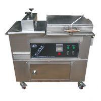 立式烤鱿鱼疏松机 烤鱼加工机 烤鱼设备