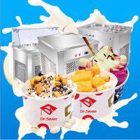 深圳奇博士炒酸奶 泰式冰淇淋卷 炒奶果 炒冰粥 创业招商加盟