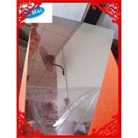 厂家批发 PC纯透明板材,茶色镜,银色镜片,茶色半透镜面板