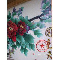 深圳傲杰专营瓷砖UV彩印加工制作 瓷砖电视背景墙打印制作加工