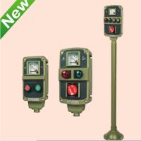 BZC83-A2D2 防爆操作柱 防爆开关 防爆按钮 带急停按钮