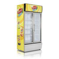 河源饮料冷藏柜、西科电器(图)、果蔬冷藏展示柜