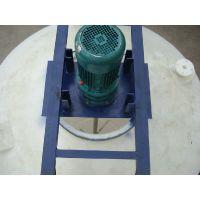 40立方搅拌站减水剂塑料反应釜厂家