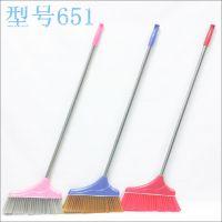 厂家直销塑料扫把 651高档迷你小扫帚热卖出口贸易 思佳儿童扫把