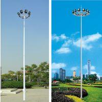 扬州尚今高杆灯 10米高杆灯功率 山东济南30米高杆灯基础