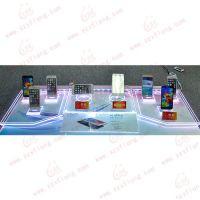 供应新款亚克力手机托盘,手机展示架,有机玻璃陈列架