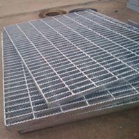 半插接型钢格板 厂家直销 钢格板理论重量 热镀锌 承载钢格栅板 北京金格栅