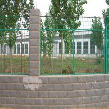 旺来框架护栏网 公路隔离护栏 体育场护栏网多少钱一米