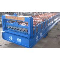 750型全自动彩钢压瓦机设备