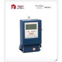 德力西电气DTSF607-3*57.7/100V 1.5(6)A电子式多费率电能表 订单