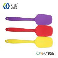 厨房厨具套装 欧美硅胶不锈钢硅胶铲子套装 硅胶餐具勺铲子 热销