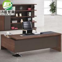 办公家具老板桌大班台经理主管老板台 现代办公桌 办公桌厂家直销