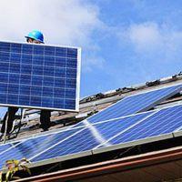 太阳能发电系统家用 屋顶别墅地面太阳能发电机组发电设备